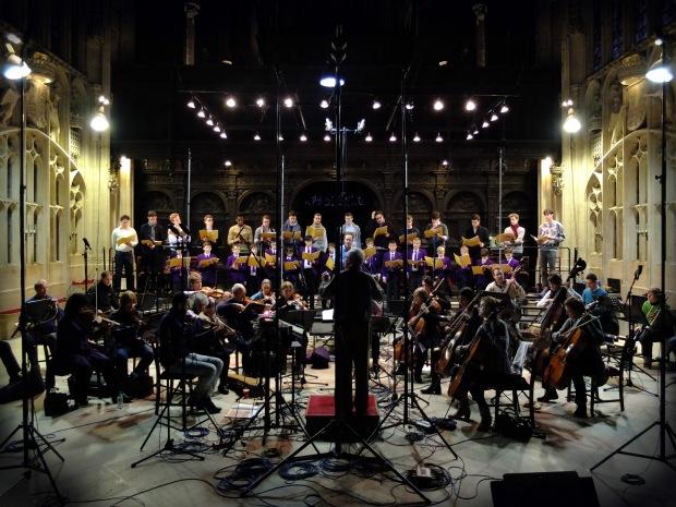 Fauré Requiem Session